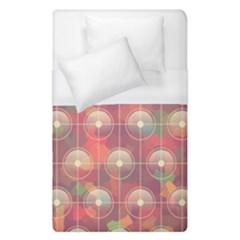 Colorful Background Abstrac Pattern Duvet Cover (single Size) by Wegoenart