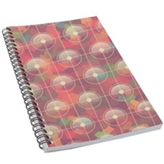 Colorful Background Abstrac Pattern 5 5  X 8 5  Notebook New by Wegoenart