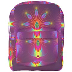 Abstract Bright Colorful Background Full Print Backpack