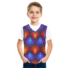 Light Background Colorful Abstract Kids  Sportswear