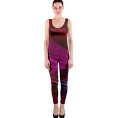 Background Abstract Colorful Light One Piece Catsuit