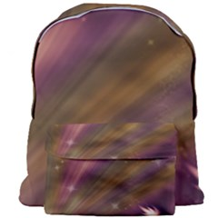 Space Orbs Stars Abstract Sky Giant Full Print Backpack