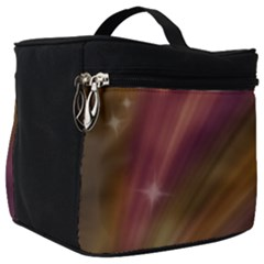 Space Orbs Stars Abstract Sky Make Up Travel Bag (big)