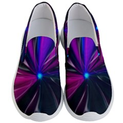 Abstract Background Lightning Men s Lightweight Slip Ons