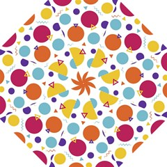 Background Background Polka Dot Golf Umbrellas by Wegoenart