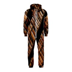 Books Bookshelf Classic Collection Hooded Jumpsuit (kids)