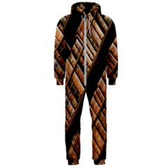 Books Bookshelf Classic Collection Hooded Jumpsuit (men)