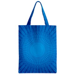 Background Rays Background Image Zipper Classic Tote Bag