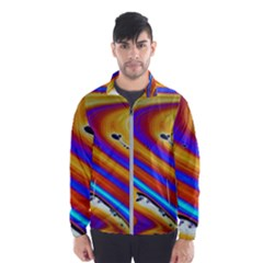 Abstract Architecture Background Windbreaker (men)
