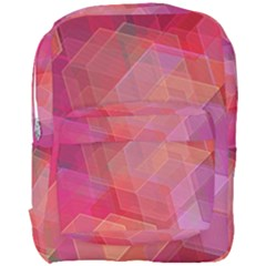 Abstract Background Texture Full Print Backpack
