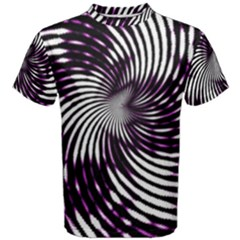 Background Texture Pattern Men s Cotton Tee