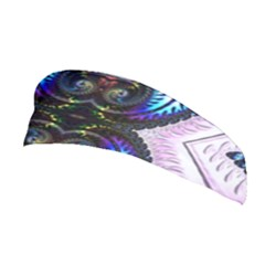 Pattern Texture Fractal Colorful Stretchable Headband