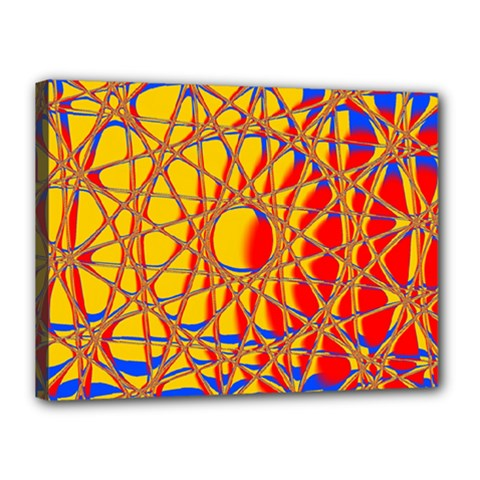 Graphic Design Graphic Design Canvas 16  X 12  (stretched)