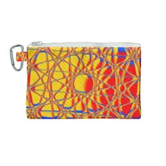 Graphic Design Graphic Design Canvas Cosmetic Bag (medium)