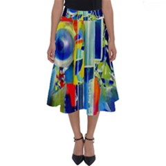 Twilight Bass No  2 Perfect Length Midi Skirt