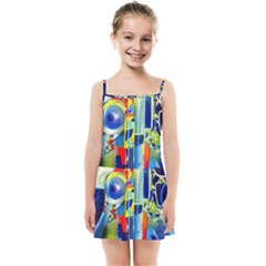 Twilight Bass No  2 Kids  Summer Sun Dress