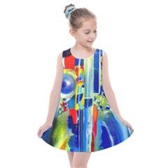 Twilight Bass No  2 Kids  Summer Dress by Azure