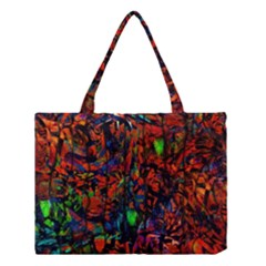 Dance  Of The  Forest 1 Medium Tote Bag