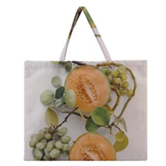 Vines Can t Elope Zipper Large Tote Bag