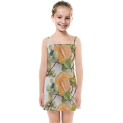 Vines Can t Elope Kids  Summer Sun Dress
