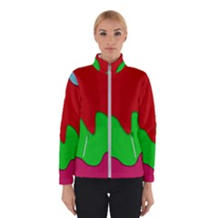 Paint Splash Winter Jacket