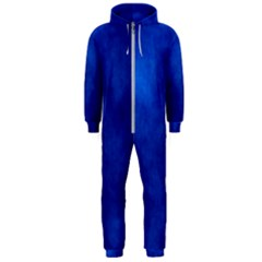 Amazing Blue Hooded Jumpsuit (men)