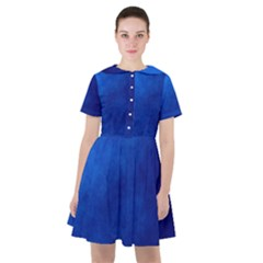 Amazing Blue Sailor Dress by TimelessFashion