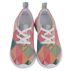 2 Triangles Make A Square Running Shoes
