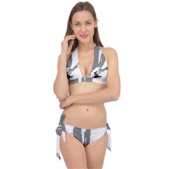 Jake E  Lee Tie It Up Bikini Set