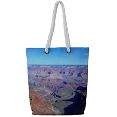 Grand Canyon Arizona United States Full Print Rope Handle Tote (small)