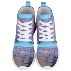 Grand Canyon Arizona United States Women s Lightweight High Top Sneakers