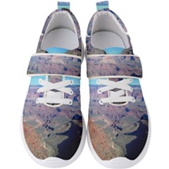 Grand Canyon Arizona United States Men s Velcro Strap Shoes by StarvinArtisan