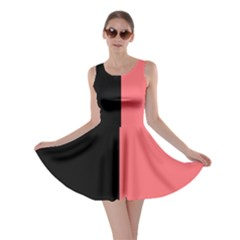 Black Red Skater Dress by TimelessFashion