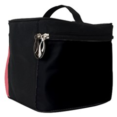 Black Red Make Up Travel Bag (small) by TimelessFashion