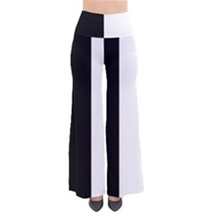 Black White So Vintage Palazzo Pants by TimelessFashion