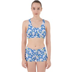 Blue Blossom Work It Out Gym Set