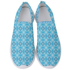 Blue It Is Men s Slip On Sneakers by TimelessFashion