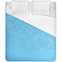 Bubble Style Duvet Cover (california King Size)