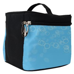 Bubble Style Make Up Travel Bag (small) by TimelessFashion