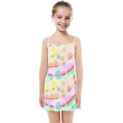 Bubbles On A Rainbow Kids  Summer Sun Dress by TimelessFashion