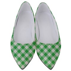 Checkers 2 Women s Low Heels by TimelessFashion