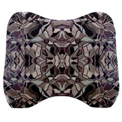 Abstract #8   I   Aquatic 6000 Velour Head Support Cushion by KesaliSkyeArt