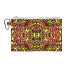 Abstract #8   I   Autumn 6000 Canvas Cosmetic Bag (large)