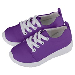 All Purple Kids  Lightweight Sports Shoes by TimelessFashion