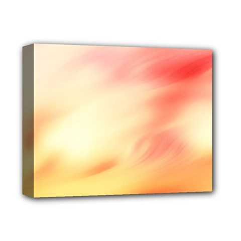 Bright Fading Deluxe Canvas 14  X 11  (stretched)