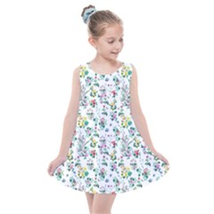 Classic Flowers Kids  Summer Dress by TimelessFashion