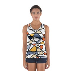 Color Madness Sport Tank Top