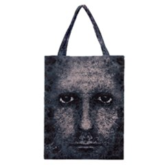 Foam Man Photo Manipulation Poster Classic Tote Bag by dflcprintsclothing