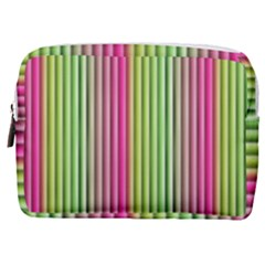 Colorfull Design Make Up Pouch (medium)