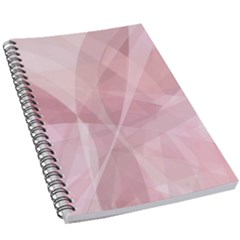 Curves In Pink 5 5  X 8 5  Notebook by TimelessDesigns
